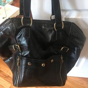 Authentic Yves Saint Laurent Downtown Sac Tote